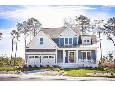 Selbyville Single Family Home For Sale: 30640 Overlook Place #20