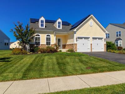 Rehoboth Beach Single Family Home For Sale: 19353 Mersey Dr
