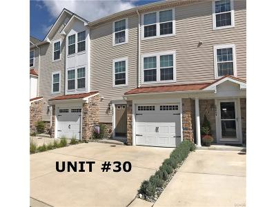Condo/Townhouse For Sale: 26607 Raleigh Road #30