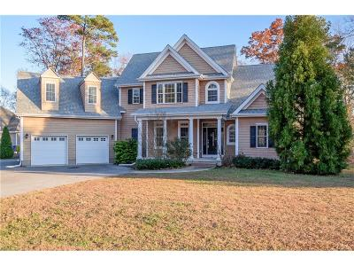 Sussex County Single Family Home For Sale: 17905 Red Oak Dr