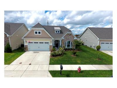 Bridgeville Single Family Home For Sale: 27 Whistling Duck