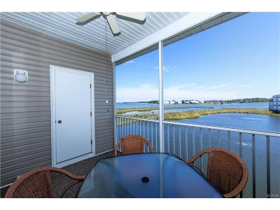 Ocean View Condo/Townhouse For Sale: 37182 Harbor Drive #2606