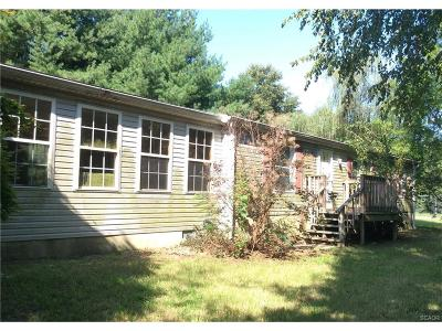 Single Family Home For Sale: 20596 Cubbage Pond Road