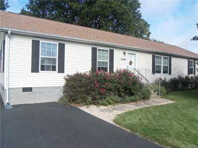 Ocean View Single Family Home For Sale: 31569 Wilmington St.