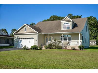 Single Family Home For Sale: 31788 Duane