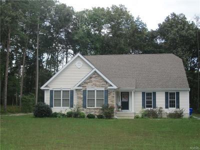 Single Family Home For Sale: 18109 White Oak Drive