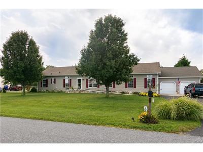 Single Family Home For Sale: 23036 Deep Creek Drive