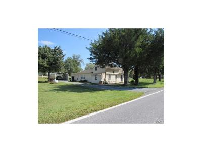 Seaford Single Family Home For Sale: 7135 Woodland Ferry Road