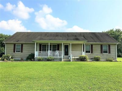 Single Family Home For Sale: 16506 Adams Rd