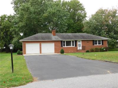 Single Family Home For Sale: 34076 Donovans Rd.