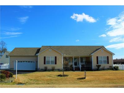 Single Family Home For Sale: 30799 Farmview Court