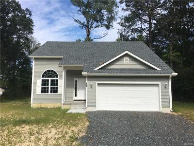 Seaford Single Family Home For Sale: 8029 Armiger Drive