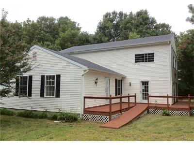 Single Family Home For Sale: 26388 Sanctuary Lane