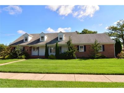 Seaford Single Family Home For Sale: 425 N Hall Street
