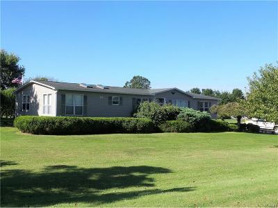 Milton Single Family Home For Sale: 15 Circle