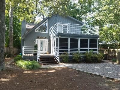 NORTH REHOBOTH Single Family Home For Sale: 127 Henlopen