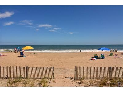 Bethany Beach Condo/Townhouse For Sale: 29111 Ocean Road, Unit #5