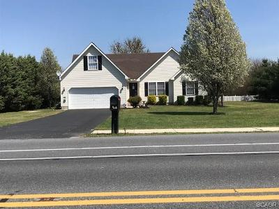 Seaford Single Family Home For Sale: 23245 Atlanta