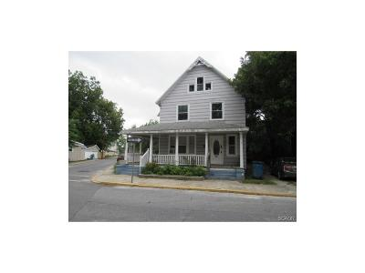 Laurel Multi Family Home For Sale: 201 E Sixth Street