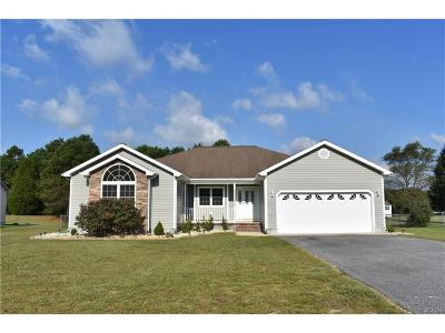 Seaford Single Family Home For Sale: 10478 Foxtail Court