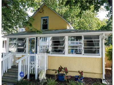 Rehoboth Beach Single Family Home For Sale: 38220 Anna B