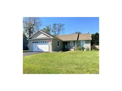 Seaford Single Family Home For Sale: 22246 Callaway Ave.