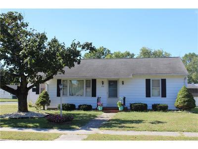 Seaford Single Family Home For Sale: 726 Magnolia Drive