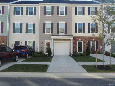 Condo/Townhouse For Sale: 20912 Brunswick Lane