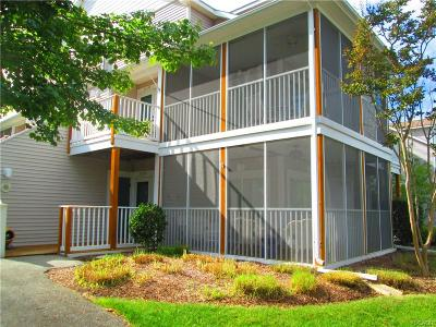 Bethany Beach Condo/Townhouse For Sale: 56158 Cypress Lake