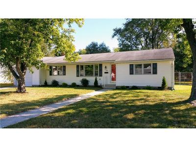 Seaford Single Family Home For Sale: 723 W Ivy