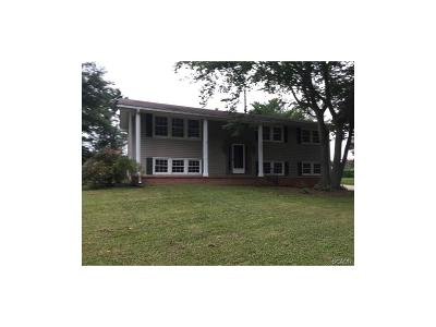Seaford Single Family Home For Sale: 24384 Beaver Dam Drive