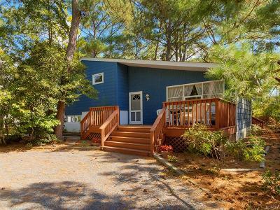 Henlopen Acres, North Shores Single Family Home For Sale: 19 Cedar Rd