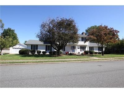 Seaford Single Family Home For Sale: 731 Nylon Blvd.