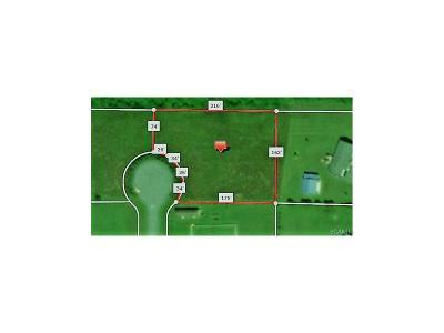 Bridgeville Residential Lots & Land For Sale: 18338 Den Ct