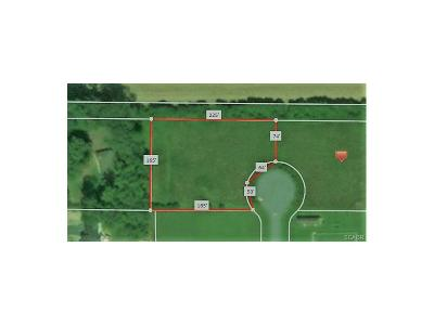 Bridgeville Residential Lots & Land For Sale: 18337 Den Ct