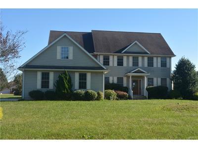Kent, New Castle, Sussex, KENT (DE) COUNTY Single Family Home For Sale: 346 Golf Links Lane