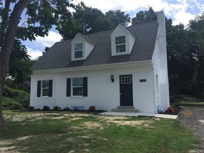 Seaford Single Family Home For Sale: 8438 Nylon Avenue
