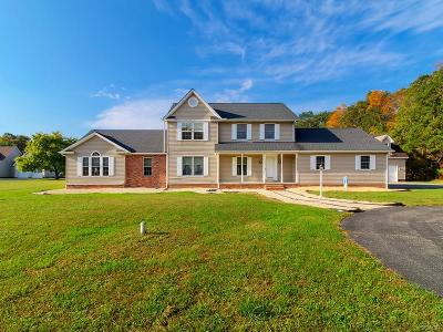 Georgetown Single Family Home For Sale: 22816 Deep Branch Rd