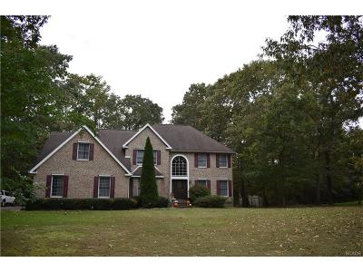Seaford Single Family Home For Sale: 26950 Crest Drive