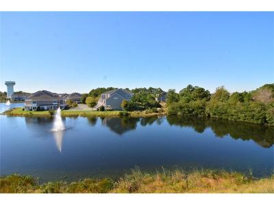 Selbyville Condo/Townhouse For Sale: 38259 Lake Dr #1043 #1043