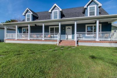Bethany Beach Single Family Home For Sale: 765 Fenwood Circle