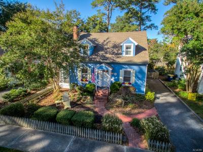 South Rehoboth Single Family Home For Sale: 221 New Castle