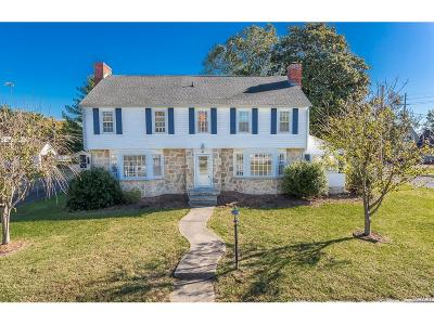 Seaford Single Family Home For Sale: 117 Willey