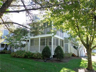 Bethany Beach Condo/Townhouse For Sale: 33499 Canal #52007