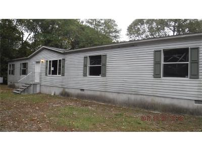 Single Family Home For Sale: 16557 Arvey Road