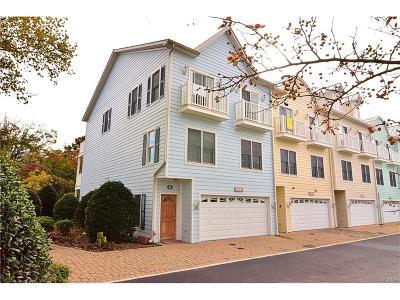 Rehoboth Beach Condo/Townhouse For Sale: 37595 Atlantic Street #11
