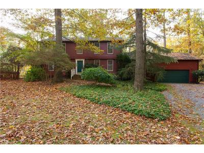Single Family Home For Sale: 16 The Mead