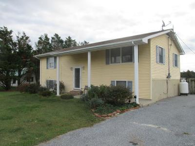 Sussex County Single Family Home For Sale: 608 Hammond