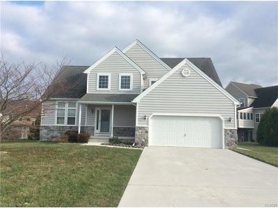 Milford Single Family Home For Sale: 103 Ginger Lane