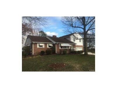 Seaford Single Family Home For Sale: 18 N Arch Street Ext.
